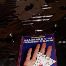 Libros de segunda mano: LA QUIROMANCIA - GUILLERMO NÁPOLI. Lote 113435583