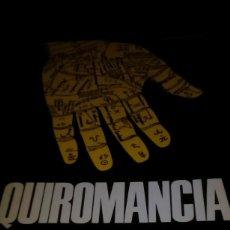 Libros de segunda mano: QUIROMANCIA, KARMADHARAYA. EDITORIAL DE VECCHI. Lote 114925595