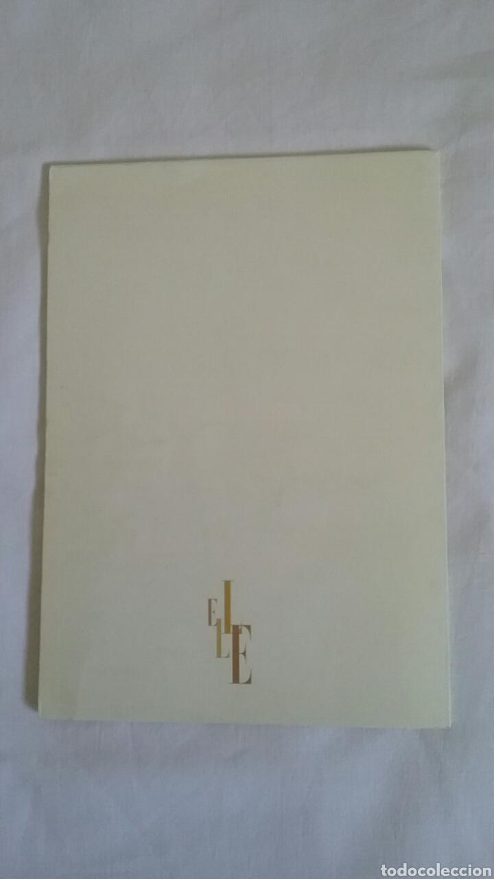 Libros de segunda mano: BRUJAS.SUPLEMENTO DE LA REVISTA ELLE N. 136.MANUAL DE USO.APRENDE A LEER EL FUTURO. - Foto 2 - 115701500