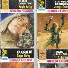 Libros de segunda mano: PEQUEÑA COLECCION DE 14 TITULOS DE CIENCIA FICCION AÑOS 70/80 VER FOTOS. Lote 116836711