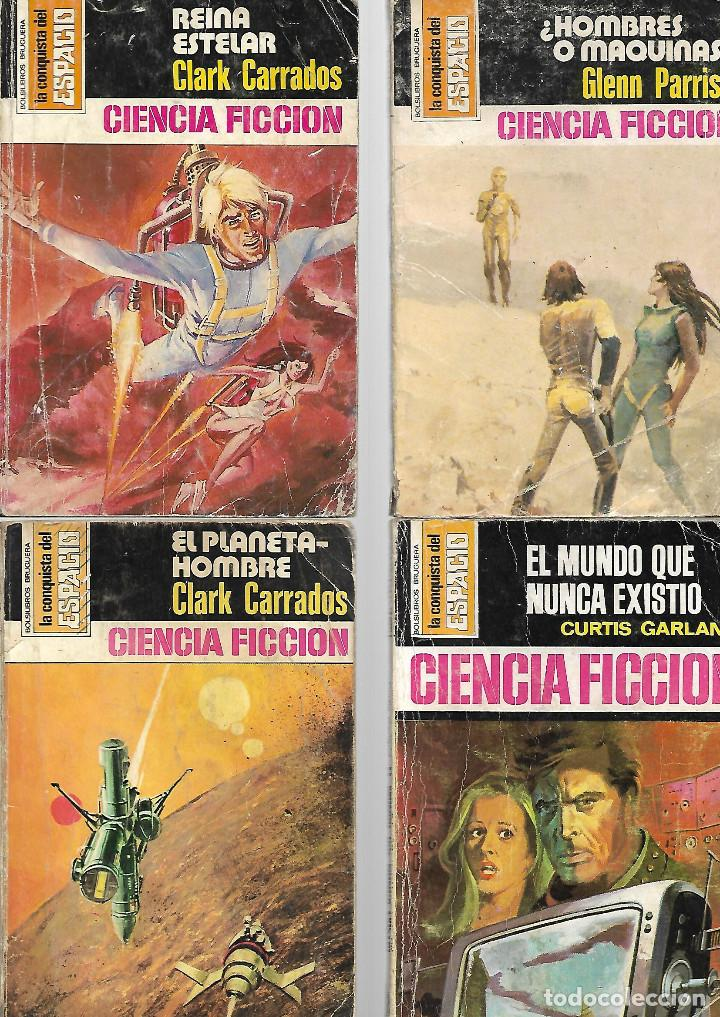 Libros de segunda mano: PEQUEÑA COLECCION DE 14 TITULOS DE ciencia ficcion años 70/80 VER FOTOS - Foto 3 - 116836711