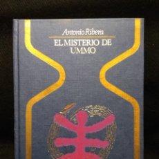 Libros de segunda mano - El misterio de Ummo. Antonio Ribera. Plaza&Janés 1979 - 131448075