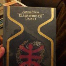 Libros de segunda mano: EL MISTERIO DE UMMO. POR ANTONIO RIBERA. ED PLAZA JANES 1980. Lote 117960908