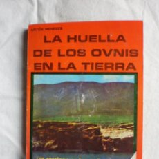 Livros em segunda mão: LA HUELLA DE LOS OVNIS EN LA TIERRA. Lote 118630855