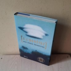 Libros de segunda mano: J.J.BENITEZ - MIS OVNIS FAVORITOS - PLANETA 2001. Lote 118825363