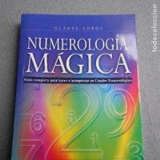 Libros de segunda mano: NUMEROLOGIA MAGICA. Lote 128305711