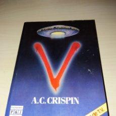 Libros de segunda mano: V DE A.C. CRISPIN - SERIE DE TV - PLAZA & JANES 1985. Lote 121530984