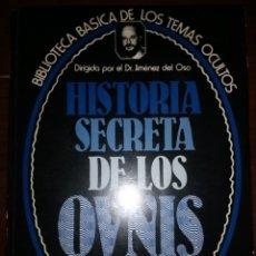 Libros de segunda mano: HISTORIA SECRETA DE LOS HOMBRES. DIRIGIDO POR EL DR. JIMÉNEZ DEL OSO. BIBLIOTECA BÁSICA DE LOS TEMAS. Lote 122123202