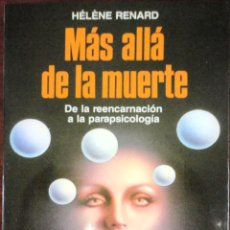 Libros de segunda mano: MAS ALLA DE LA MUERTE 1988. Lote 126696422