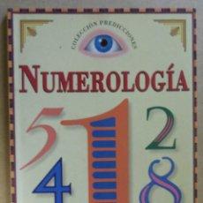 Libros de segunda mano: LIBRO NUMEROLOGIA, DE DAVID V. BARRET, 1997. Lote 128100031