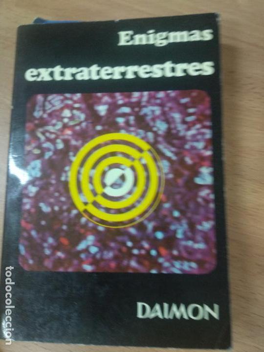ENIGMAS EXTRATERRESTRES - FRANÇOIS BIRAUD - JEAN CLAUDE RIBES (EDIT. DAIMON - 1975) (Libros de Segunda Mano - Parapsicología y Esoterismo - Ufología)
