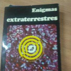 Libros de segunda mano: ENIGMAS EXTRATERRESTRES - FRANÇOIS BIRAUD - JEAN CLAUDE RIBES (EDIT. DAIMON - 1975). Lote 130181871