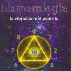 Libros de segunda mano: NUMEROLOGÍA : LA VIBRACIÓN DEL ESPÍRITU / MEDINA ORTEGA. Lote 130356238