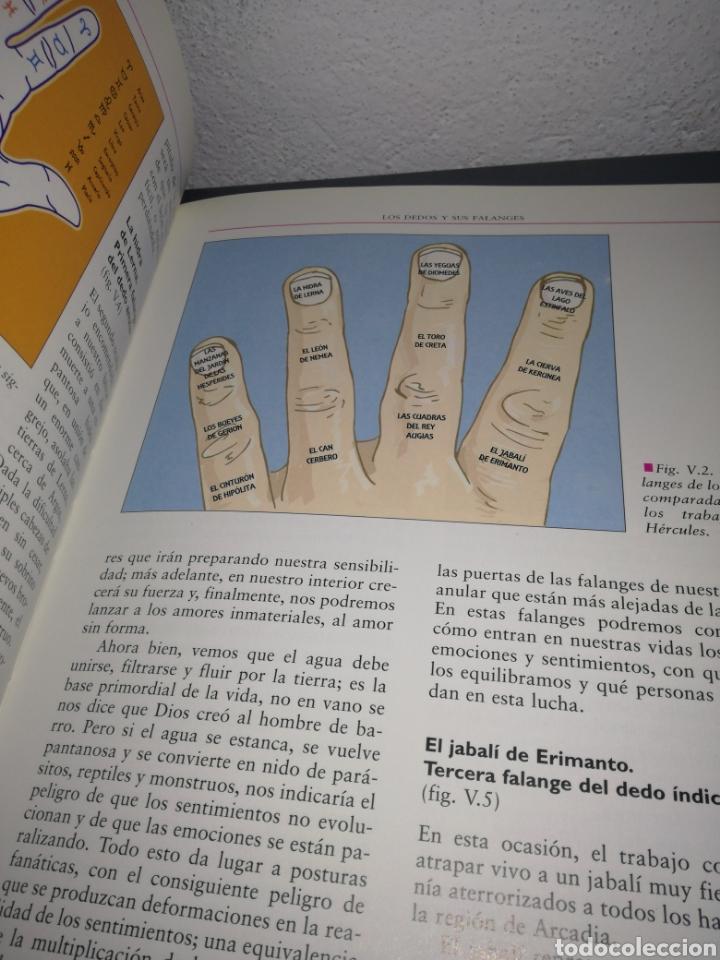 Libros de segunda mano: QUIROLOGIA, DE SANTIAGO BERMEJO FERNÁNDEZ - Foto 7 - 131136921