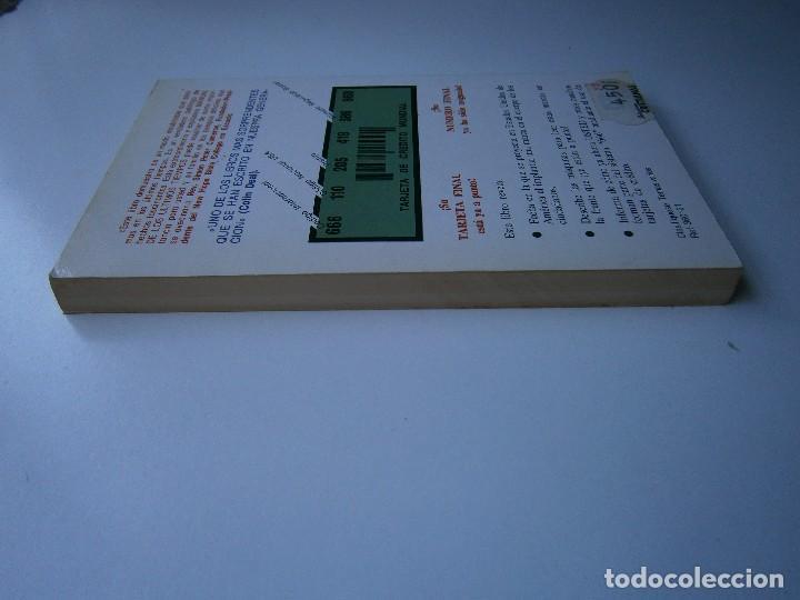 Libros de segunda mano: CUANDO EL DINERO FALLA EL SISTEMA 666 YA ESTA EN ACCION Mary Stewart Relfe 1987 - Foto 5 - 206595507