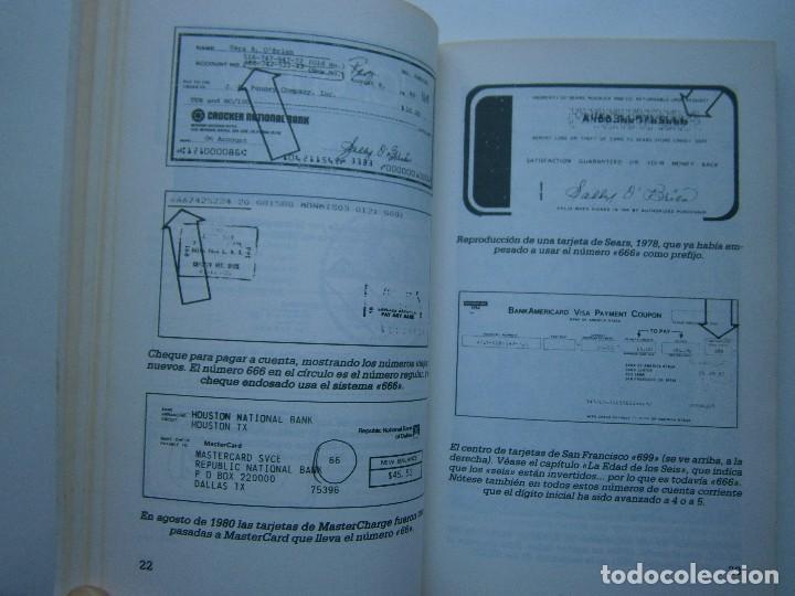 Libros de segunda mano: CUANDO EL DINERO FALLA EL SISTEMA 666 YA ESTA EN ACCION Mary Stewart Relfe 1987 - Foto 14 - 206595507