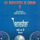 Libros de segunda mano: LOS MANUSCRITOS DE GEENOM, 3 TOMOS, GRUPO AZTLÁN. Lote 133623982