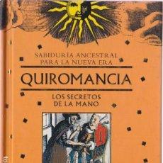 Libros de segunda mano: QUIROMANCIA : LOS SECRETOS DE LA MANO / OLGA LEMPIINSKA. Lote 136274006