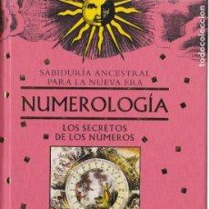 Libros de segunda mano: NUMEROLOGÍA : LOS SECRETOS DE LOS NÚMEROS / GREG RUSSELL. Lote 136274938