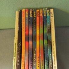 Libros de segunda mano: LOTE DE 11 LIBROS AÑO CERO ORIGINALES VER FOTOS Y DESCRIPCION. Lote 136549422