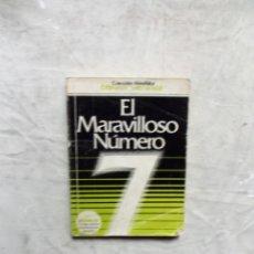 Libros de segunda mano: EL MARAVILLOSO NUMERO 7 DE CONNY MENDEZ. Lote 138979886