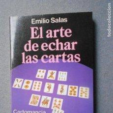 Libros de segunda mano: EL ARTE DE ECHAR LAS CARTAS. Lote 140161262