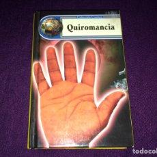 Libros de segunda mano: LIBRO 'QUIROMANCIA' COLECCIÓN COSMOS (DR LEONARD WOLF) 1998. Lote 140586220