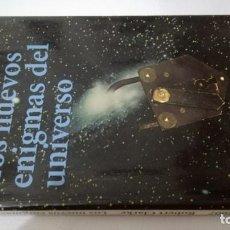Libros de segunda mano: LOS NUEVOS ENIGMAS DEL UNIVERSO-ROBERT CLARKEFISICA ALIANZA EDITORIAL. Lote 140624842