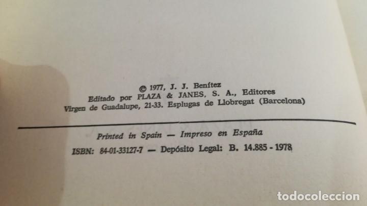 Libros de segunda mano: OVNIS-JJ BENITEZDOCUMENTOS OFICIALES DEL GOBIERNO ESPAÑOL - Foto 9 - 140629982