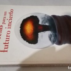 Libros de segunda mano: PROFECIAS PARA UN FUTURO INCIERTOJAIME BARRIENTOS. Lote 140632102