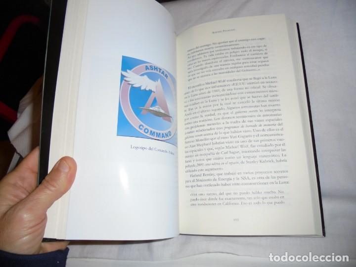 Libros de segunda mano: EXTRATERRESTRES.EL SECRETO MEJOR GUARDADO.RAFAEL PALACIOS.PALMYRA 2ª EDICION 2009 - Foto 5 - 142203242
