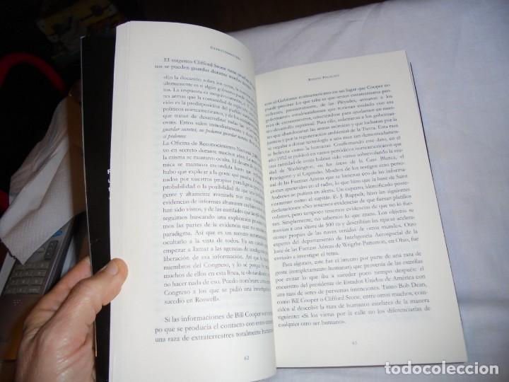 Libros de segunda mano: EXTRATERRESTRES.EL SECRETO MEJOR GUARDADO.RAFAEL PALACIOS.PALMYRA 2ª EDICION 2009 - Foto 8 - 142203242