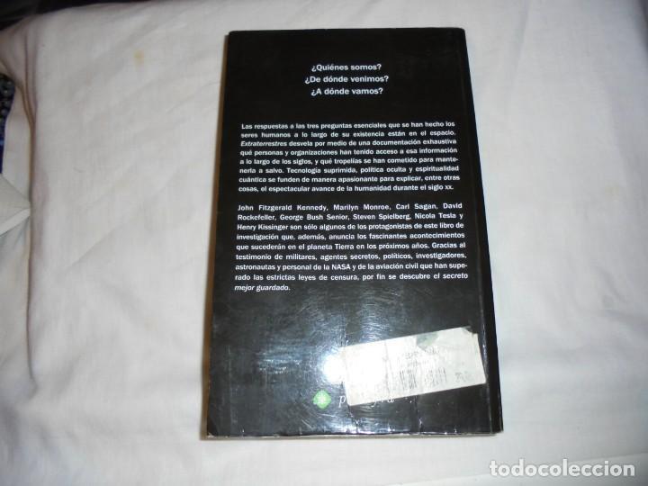 Libros de segunda mano: EXTRATERRESTRES.EL SECRETO MEJOR GUARDADO.RAFAEL PALACIOS.PALMYRA 2ª EDICION 2009 - Foto 10 - 142203242