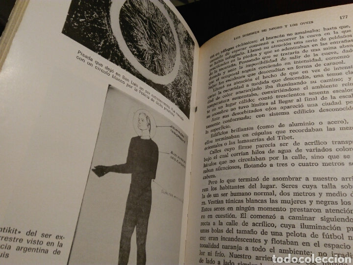 Libros de segunda mano: Los hombres de negro y los ovnis. (Fubio Zerpa) - Foto 3 - 142608501