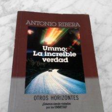 Libros de segunda mano - UMMO: LA INCREÍBLE VERDAD - ANTONIO RIBERA - PLAZA & JANES - 1985 - 45190478