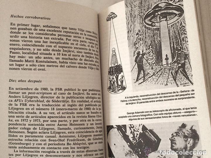 Libros de segunda mano: ENCUENTROS CON HUMANOIDES - ANTONIO RIBERA - ED. PLANETA - 1982 - 1ª EDICIÓN - Foto 7 - 45220206