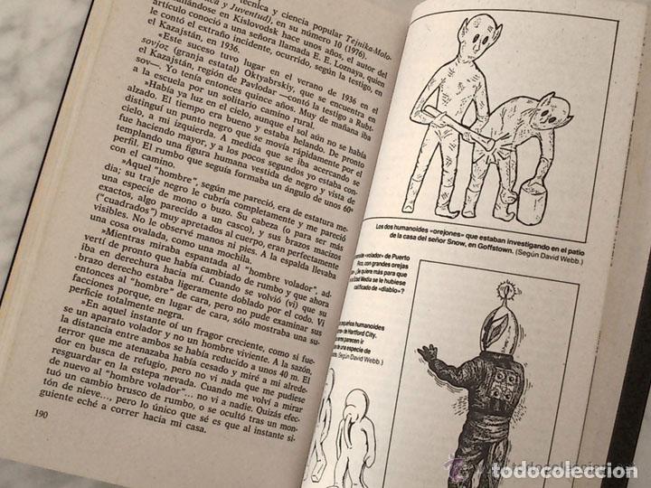 Libros de segunda mano: ENCUENTROS CON HUMANOIDES - ANTONIO RIBERA - ED. PLANETA - 1982 - 1ª EDICIÓN - Foto 9 - 45220206