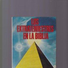 Libros de segunda mano: LOS EXTRATERRESTRES EN LA BIBLIA - ABE S. KREUTZ - PRODUCCIONES EDITORIALES 1980. Lote 143205646