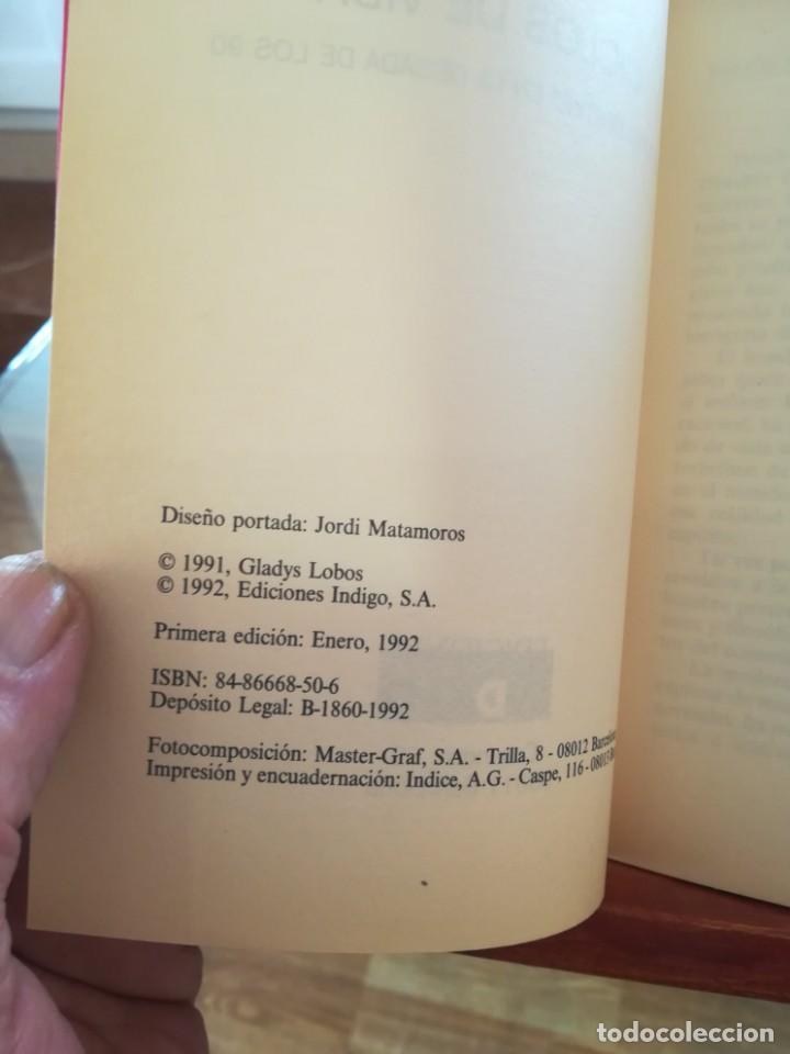 Libros de segunda mano: CICLOS DE VIDA-NUMEROLOGIA MAGICA-GLADYS LOBOS-EDICIONES INDIGO-1ª EDICION 1992-AGOTADO - Foto 4 - 146868302