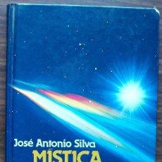 Libros de segunda mano: MISTICA Y MISTERIO DE LOS OVNIS. JOSE ANTONIO SILVA.. Lote 147406706