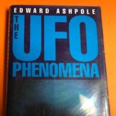 Libros de segunda mano: EDWARD ASHPOLE - THE UFO PHENOMENA . Lote 147423818