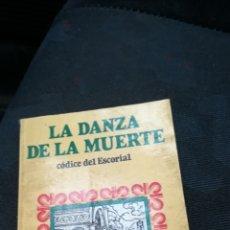 Libros de segunda mano: LA DANZA DE LA MUERTE. Lote 147432504