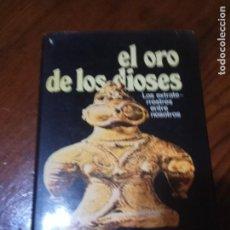 Libros de segunda mano: EL ORO DE LOS DIOSES.LOS EXTRATERRESTRES ENTRE NOSOTROS - ERICH VON DANIKEN.. Lote 147538770