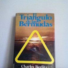 Libros de segunda mano: EL TRIÁNGULO DE LAS BERMUDAS. ED. POMAIRE 1975. Lote 148879892