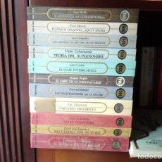 Libros de segunda mano: COLECCIÓN OTROS MUNDOS. 13 TOMOS BUEN ESTADO. Lote 151435478