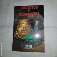 Libros de segunda mano: AMULETOS Y TALISMANES- HANS KROFER- 1990. Lote 152312814