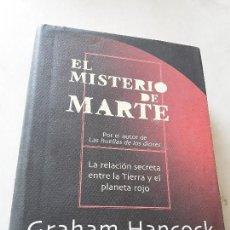 Libros de segunda mano - El misterio de Marte, de Graham Hancock. Grijalbo, 1999. Tapa dura y sobrecubierta. - 134238702