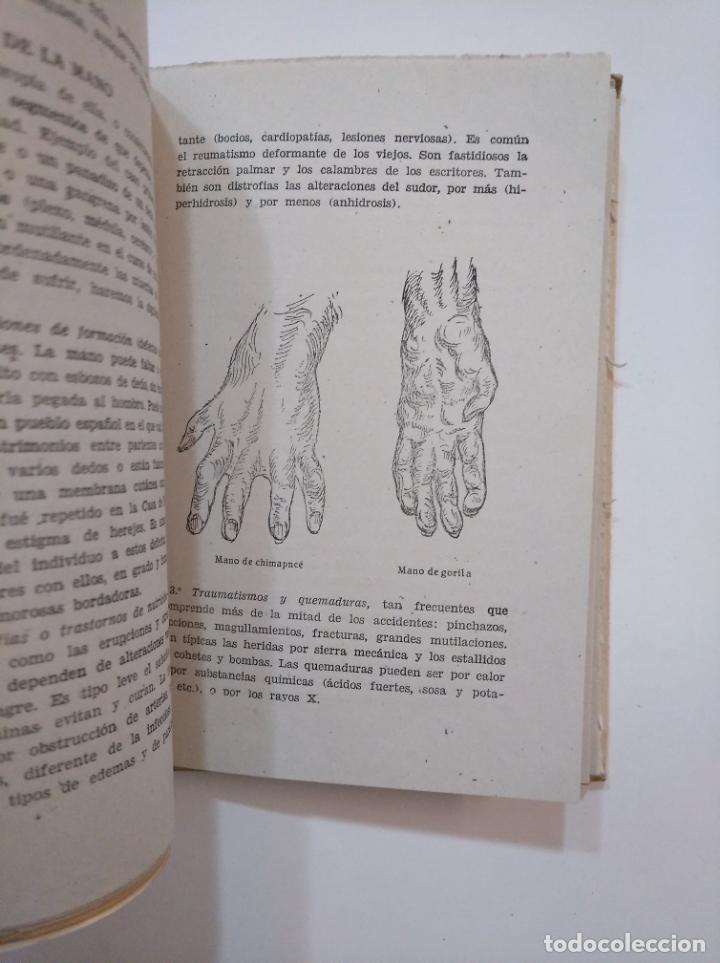 Libros de segunda mano: LAS MANOS. ENSAYO. (QUIROMANCIA). - DOCTOR VALERIANO JUARISTI. TDK373 - Foto 3 - 154635890