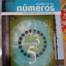 Libros de segunda mano: LIBRO EL PODER DE LOS NÚMEROS. Lote 154729562