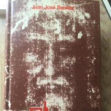 Libros de segunda mano: EL ENVIADO. JUAN JOSÉ BENÍTEZ. Lote 155162154